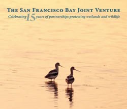 The San Francisco Bay Joint Venture: Celebrating 15 years of partnerships protecting wetlands and wildlife
